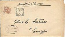 P576  Reggio Emilia  BAGNOLO IN PIANO  1912