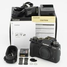 Fujifilm X-T2 Mirrorless Digital Camera