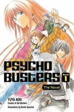Psycho Busters: The Novel     Book One