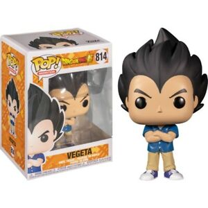 Dragon Ball Super Vegeta #814 - New Funko POP! vinyl Figure