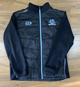 Cronulla Sharks Hybrid Jacket 2021 2XL Worn Once Jersey Dynasty Sports