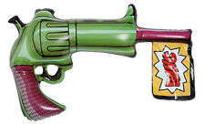 NEW The JOKER Inflatable Gun Batman Costume Cosplay Blow Up Halloween Accessory