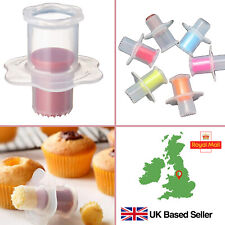 Cupcake Corer Cake Muffin Hole Core Cream Jam Filler Cutter Decorating UK Seller