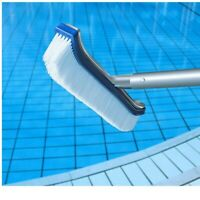 """Aluminium Heavy Duty 18""""Swimming Pool Cleaning Brush Head for Cleaning Pool Wall"""