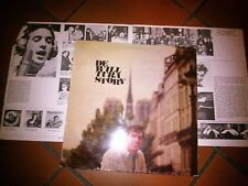 """LP 12"""" DE WILL TURA STORY PALETTE HOLLAND 3311 ANNO 1968 + 4 PAGES SHEET EX/EX+"""
