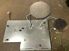 FPCS3085LFB INDUCTION COILS/SURFACE PANS AND INSULATION BOX - USED