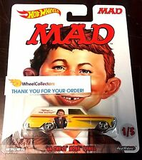 '64 Chevy Nova Panel * Mad Magazine * 2017 Pop Culture Hot Wheels Case K