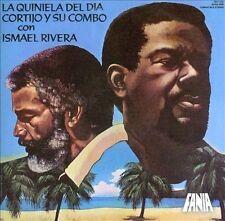 SALSA rare FANIA remastered CD W/BOOKLET Cortijo y su combo LA QUINIELA DEL DIA