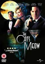The Cat's Meow - Kirsten Dunst - DVD PAL Region 2 (New)