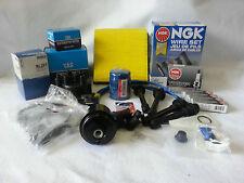 Honda 96-00 Civic EK EX 1.6L Cap-Rotor-NGK Wires-Spark Plug-Filter-Gasket Kit