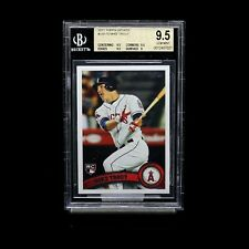 MIKE TROUT 2011 Topps Update #175 BGS 9.5 GEM MINT ROOKIE