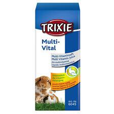 Trixie Multi-Vital 50 ml, Kleintiere, UVP 4,49 EUR, NEU