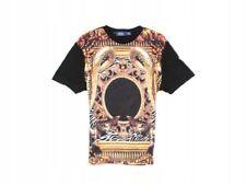 *B TopMan Mens T-shirt Cotton 3D Print size M