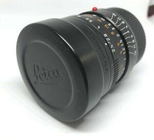 Leica Summarit-M F2.4 / 35mm ASPH Lens