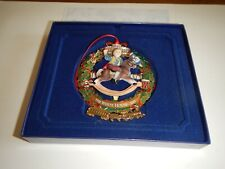 The White House Christmas Ornament 2003 in Box w Booklet