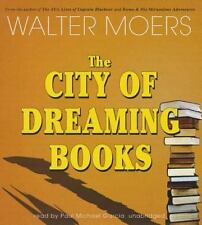 The Zamonia: The City of Dreaming Books by Walter Moers (2013, CD, Unabridged)