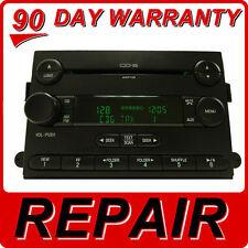 Repair 04 - 10 FORD OEM Mustang Taurus Expedition Explorer Freestar 6 CD Service