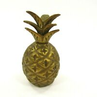 "Vintage 4"" Brass Bell Pineapple shaped Small size"