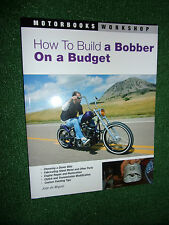 How to Build a Bobber on a Budget (Motorbooks Workshop Manual Book Guide)