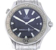 OMEGA AMERICA´S CUP 2762/9999 LE AUTOMATIK REF. 28335091 STAHL INKL. BOX&PAPIERE