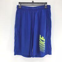 NEW Nike Dry Mens Training Shorts Light Photo Blue DRI-FIT 833364-435