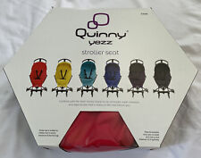 Quinny Yezz Stroller Seat Cover Red Signal Suitable For Children 6 Months +