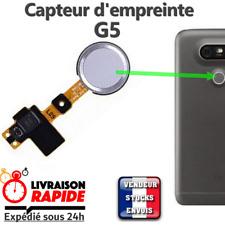 Lg G5 Bouton D'accueil Capteur D'empreinte Home Button Flex Fingerprint Nappe