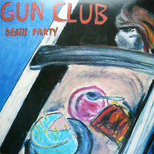 GUN CLUB 'Death Party LP NEW Creeping Ritual CRAMPS Kid Congo Powers Nick Cave