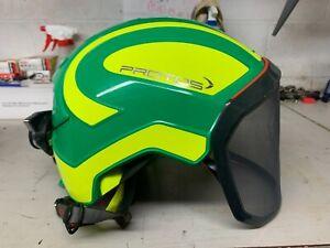 (2) Pfanner Protos arborist helmets (used) with Sena 50S communication systems