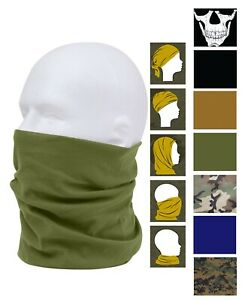 Tactical Multi Wrap Head Full Face Neck Headwrap Bandana Balaclava Protection