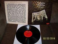 THE BEATLES Featuring Tony Sheridan 1970 Polydor GF LP 24-4504 EXC-