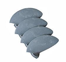 4x Lama Foglia per Propulse Plastica Propeller 8901 & 8902 Nuovo
