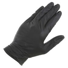 Sidchrome Black Nitrile Mechanics Gloves Size M x 50pairs (SCMT70487)