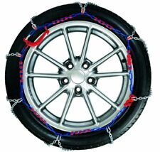 Catene neve per autovetture MAGGI THE ONE 185/55 R15 9mm autotensionanti zincata