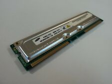 Samsung RAM Memory Module 256MB PC600-53 RDRAM RIMM ECC MR18R082GBN1-CG6