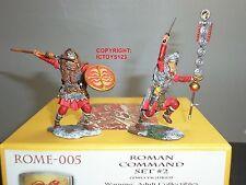 CONTE rome005 ROMA at War ROMANA Legionaires COMANDO Soldatini Giocattolo
