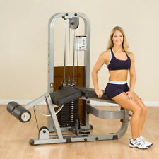 Body-Solid Pro Clubline Leg Curl - 310 lb. stack- SLC400G/3