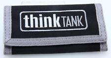 "ThinkTank memory card folding wallet holds 6 CF, 4.75 x 2.5"" black 388412 13"