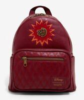 Loungefly Disney Mini Backpack Bag The Lion King Simba NEW