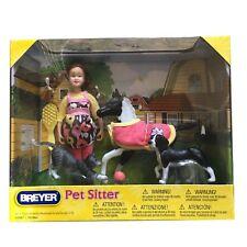 AKTION Breyer Classics Geschenke-Set Tier Sitter (8-teilig)
