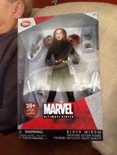 Disney Store Marvel Ultimate Series Figure Black Widow Plus Free Marvel Select