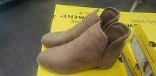 womens ankle boots size 10 new Soho Boot By Seven7beige