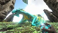 ark survival evolved XBOX PVE Level 190 Fire Wyvern Clone