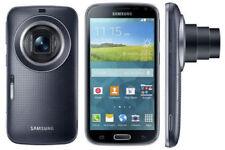Samsung Galaxy K Zoom SM-C115 4G LTE 20.7MP Unlocked Smartphone - Charcoal Black