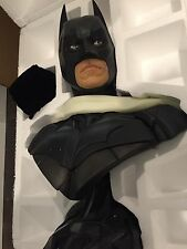 Sideshow Life Size Dark Knight 1:1 Bust Not Premium Format, Maquette Comiquette
