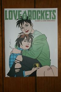 Love & Rockets Vol IV #1 Maggie & Hopey Gay Variant Cover Comic Magazine NEW NM