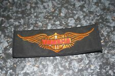 TZR Yamaha Embroidered Patch