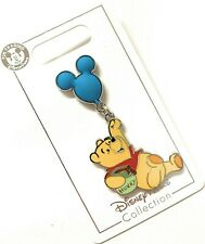 Disney Parks Exclusive Winnie the Pooh 3D Balloon Dangle Honey Pot Pin NEW