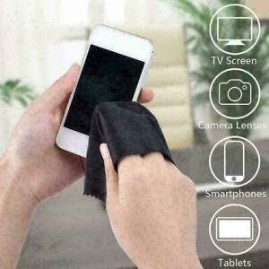 1Pc Microfiber Cleaning Cloth For Camera Lens Glasses Phon! W5M8