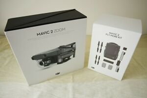 DJI Mavic 2 Zoom with Fly More PackPLUS Hard Case PLUS Filters PLUS More